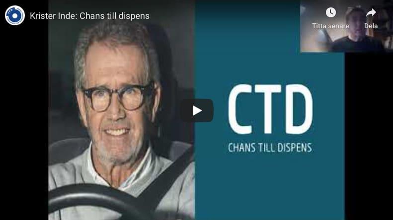 Föreläsning om CTD-projektet